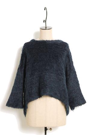 -Teddy knit-