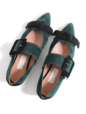 #L'AUTRECHOSE #Boots #Flat shoes