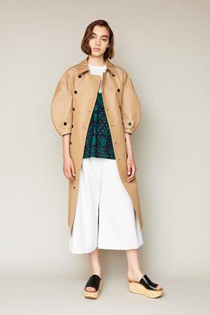 near.nippon+trench coat