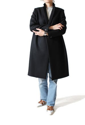 Styling #THE RERACS CHESTER COAT