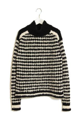 Cacharel + Border Knit♡