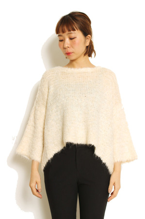 Teddy knit♡