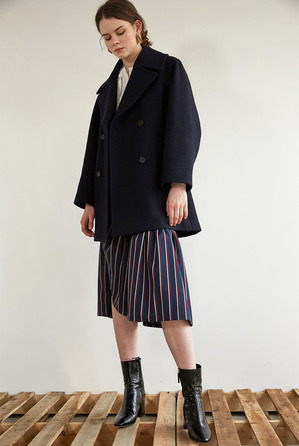 """#Recommend #KINDERSALMON """"Skirt+Outer"""""""