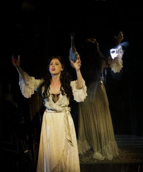 2015広州天橋オペラ座の怪人2