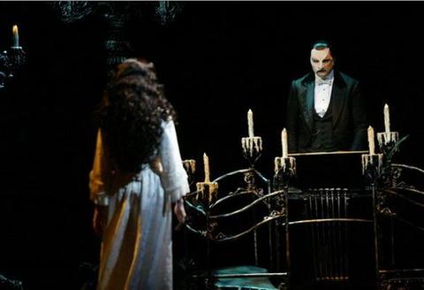 2015広州天橋オペラ座の怪人3