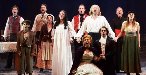 2015フロリダMaltz Jupiter Theatre'sレミゼ3