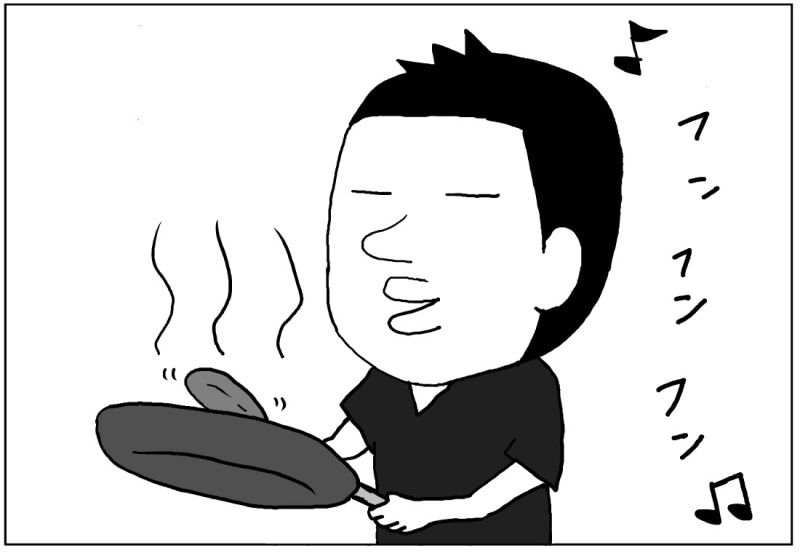 食事のニオイ①
