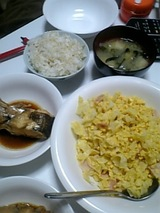 3.15晩御飯