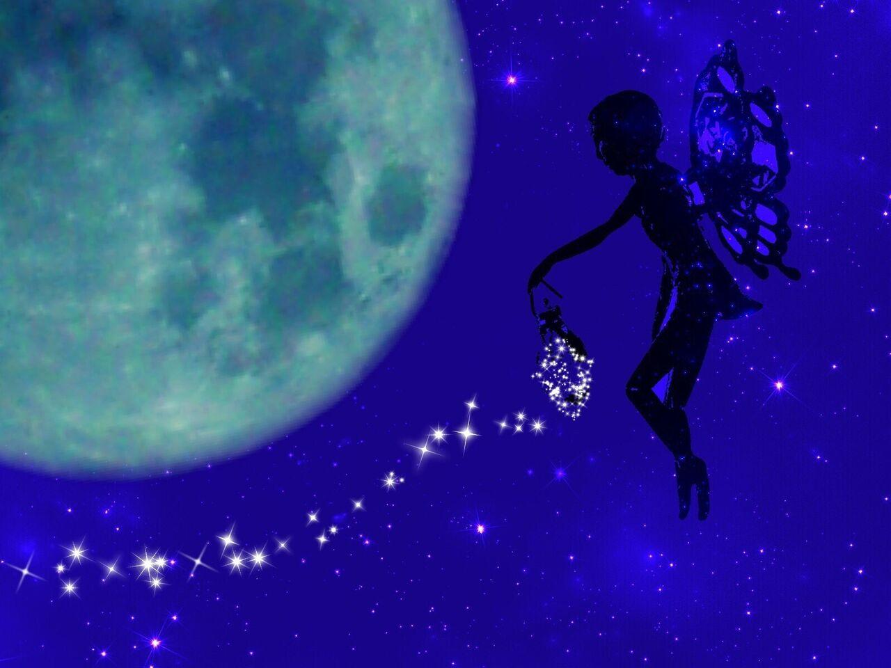 宇宙 妖精