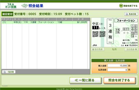 第54回中日新聞杯