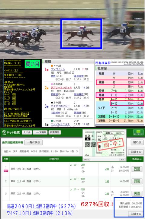 202001東京3R【特選Aランク】