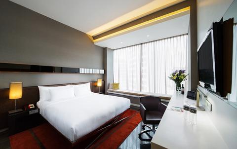 1 The Quincy Hotel_Studio Room (1)