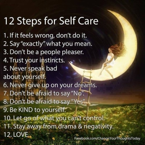 StepsForSelfCare