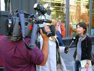 カナダCBCにインタビューされた!