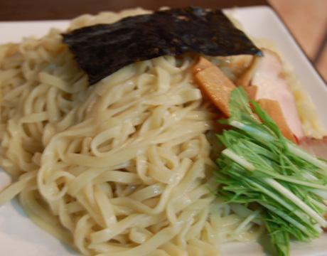 平打ちの麺