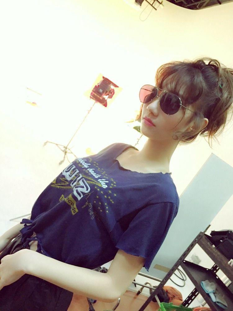 【AKB48】柏木由紀さんと入山杏奈さんのツー・ショットが話題に  「腹黒美人女王」可愛いいいいい