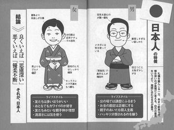 中国人の考える「日本人と中国人を見分ける方法」がこちら