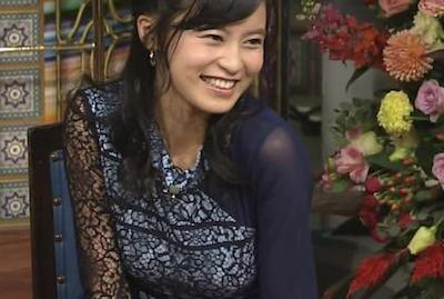 【画像】小島瑠璃子の「たわわに実ったお●ぱい」シコリティ高すぎだろwwwwwwwwww