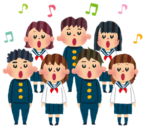 校内の合唱コンクールでクラスター。生徒ら22人の感染を確認。兵庫県市川町の市川中学校