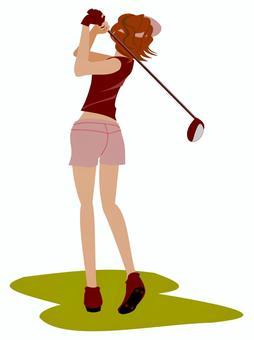 【画像】ゴルフってこんな露出プレイしてOKなのか?