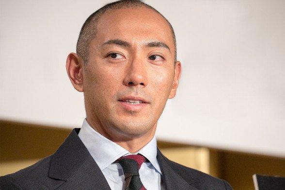 『重大発表』を予告した海老蔵さん、ブログを更新www