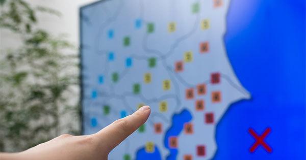 【画像】南海トラフ地震が起きるとこうなるらしい・・・