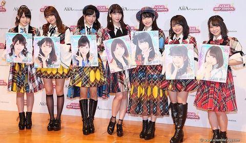 【朗報】音楽ゲームアプリ 「AKB48 ビートカーニバル」リリース!10/31にはスペシャルライブも開催!