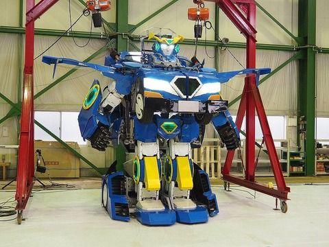 【画像】アニメみたいな「搭乗型ロボット」が遂に登場wwwwwwwwwwww