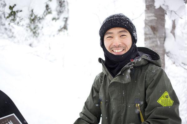 スノーボード解説の中井孝治さん、自分の解説を解説する