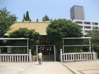 一之宮神社 09.08.24
