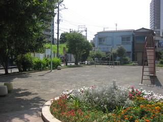 神明町公園 09.08.24