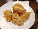 さんじゅうまるのトマトの天ぷら