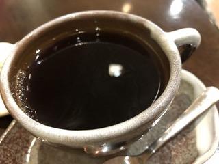 まめやコーヒーの本日の珈琲