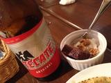 デザートとテカテビール