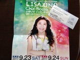 小野リサコンサート