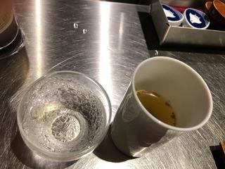 浜多屋のほろ酔いセット2杯目