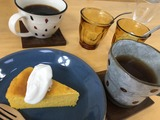 sora・niwaのデザートとランチドリンク