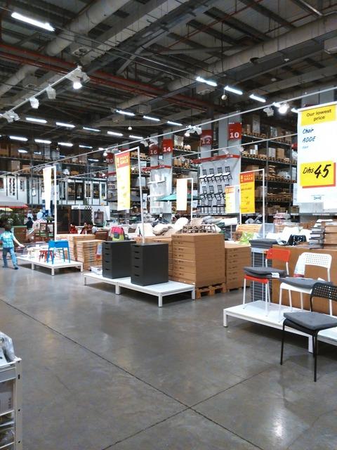 IKEA アブダビ ヤス島店_20151230_190244