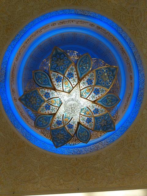 シェイク・ザイード・グランド・モスク アブダビ _20151230_200747