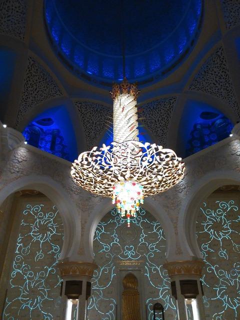 シェイク・ザイード・グランド・モスク アブダビ _20151230_200947