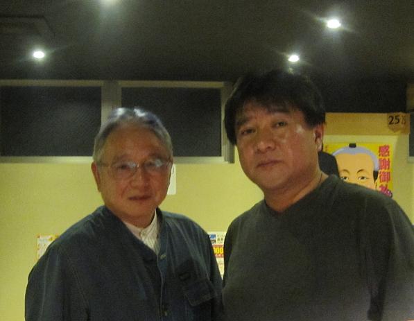 松倉悦郎: 夕刻笑店 : フジテレビ元アナウンサー 松倉悦郎 さんに会った。