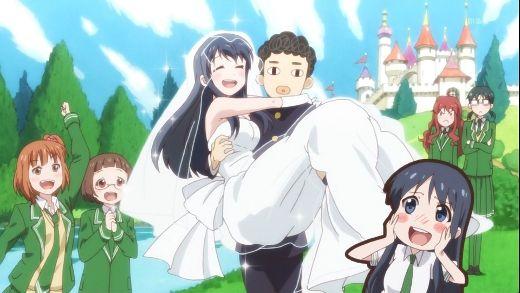 ラボ アニメ 恋愛