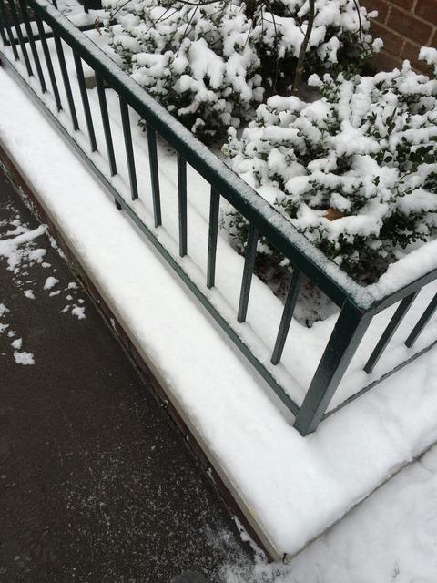 雪の街 (5)
