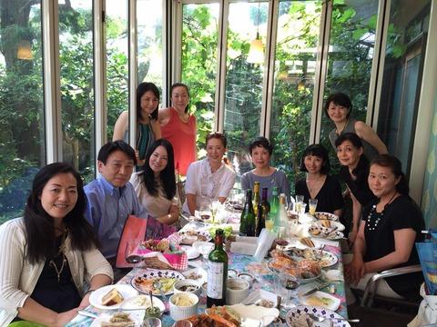 ワインの集い (5)