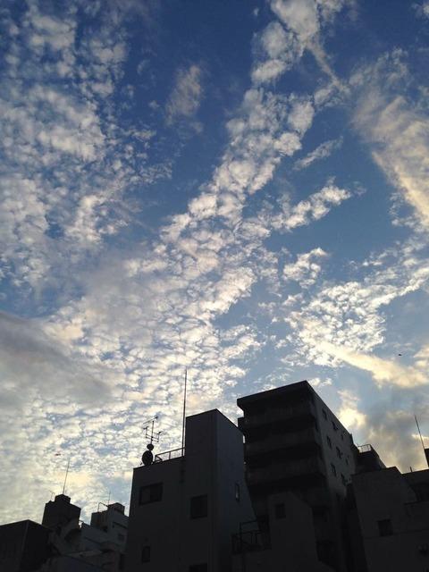 都会の空 (1)