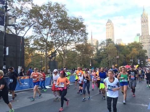 NYシティーマラソン (3)