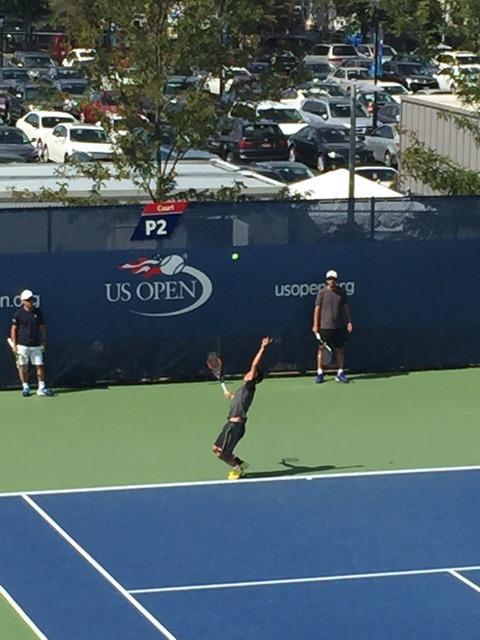 US Open (2)
