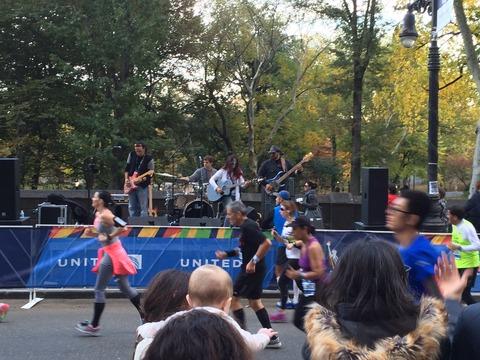 NYシティーマラソン (2)