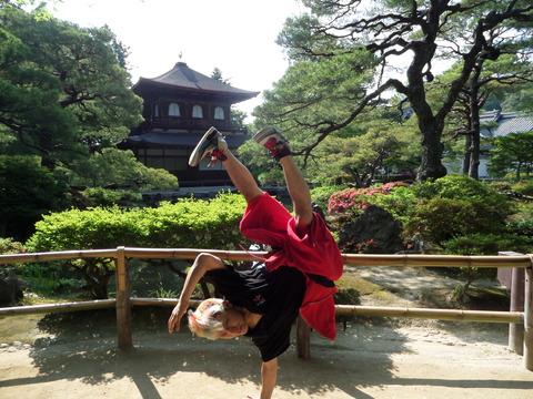 Dance × Temple (1)