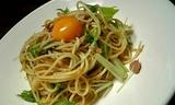 ツナと水菜